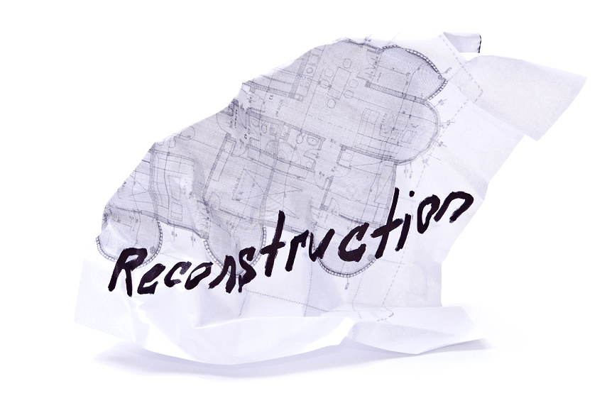 Reconstruction Sketch